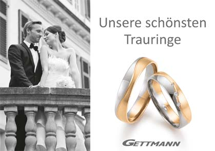 Gettmann Trauringe